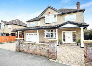 Thumbnail 7 bed detached house for sale in Cassiobury Drive, Watford, Hertfordshire