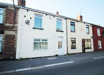 Thumbnail 2 bedroom terraced house to rent in North Road West, Wingate