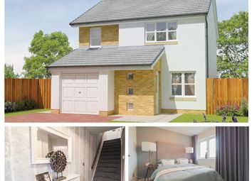 Thumbnail 3 bed detached house for sale in Poplar Avenue, Bridge Of Earn