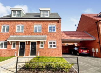 3 bed semi-detached house for sale in Mooracre Lane, Bolsover, Chesterfield S44