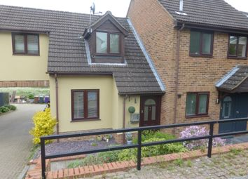Thumbnail 2 bed terraced house for sale in Mayflower Close, Codicote, Hitchin