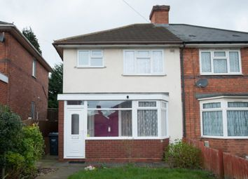 Thumbnail 3 bed semi-detached house for sale in Birchdale Road, Erdington, Birmingham