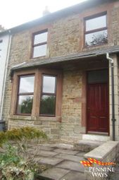 Thumbnail 3 bed terraced house for sale in Riversdale Terrace, Gilsland, Cumbria