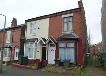 Thumbnail 2 bedroom terraced house for sale in Ethel Street, Bearwood, Smethwick