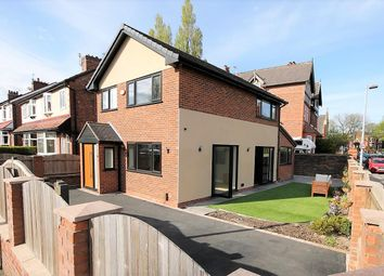 Thumbnail 3 bedroom detached house for sale in Park Drive, Monton, Manchester