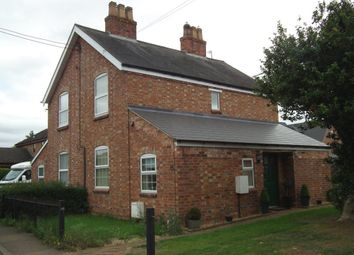 Thumbnail 2 bed property to rent in Station Road, Cogenhoe, Northampton