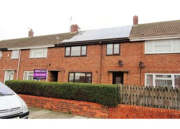 Thumbnail 3 bed terraced house for sale in Frederic Street, Hartlepool