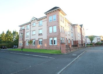 Thumbnail 2 bed flat to rent in Old Station Court, Bothwell, Glasgow