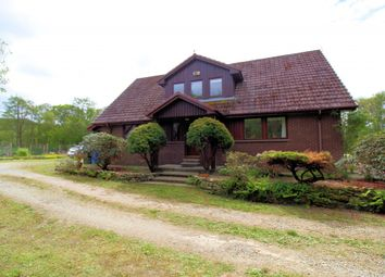 Thumbnail 4 bed property for sale in Comraich With Land Kilmichael Glen, Kilmichael Glassary