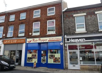 Thumbnail Retail premises for sale in Shopping Centre Flats, High Street, Gorleston, Great Yarmouth