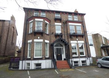 Thumbnail 2 bedroom flat for sale in Ullet Road, Liverpool, Merseyside, England