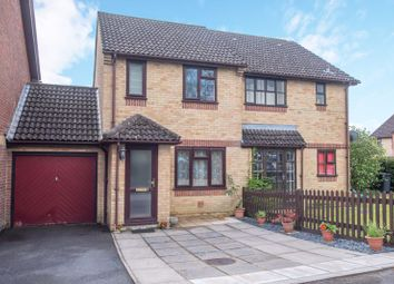 Thumbnail 2 bed semi-detached house for sale in Oakwood Drive, Uckfield