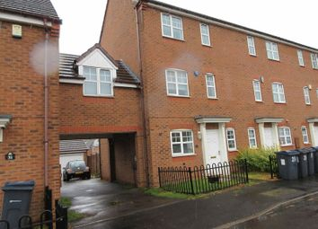 Thumbnail 4 bed end terrace house for sale in Jubilee Gardens, Erdington, Birmingham