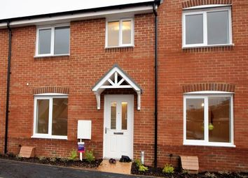 Thumbnail 3 bed terraced house to rent in Gale Way, Tiverton