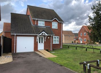 Thumbnail 3 bed detached house for sale in Tinkers Way, Downham Market