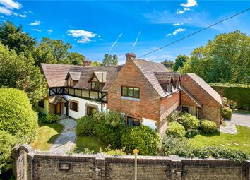 Thumbnail 5 bed detached house to rent in Rectory Lane, Church Norton, Chichester, West Sussex