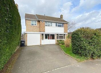 Thumbnail 5 bedroom detached house for sale in Berrywood Road, Duston, Northampton