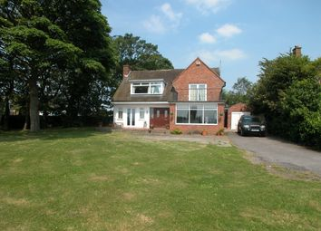 Thumbnail 4 bed detached house for sale in The Parade, Parkgate, Neston
