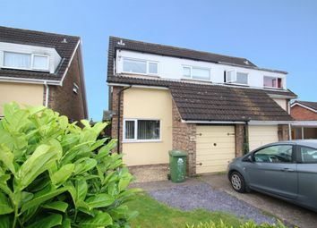 Thumbnail 3 bed semi-detached house to rent in Court Road, Lydney, Gloucestershire