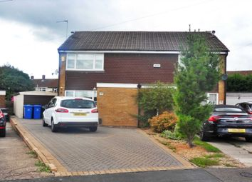 Thumbnail 3 bed semi-detached house for sale in Gary Close, Littleover, Derby