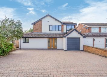 Thumbnail Detached house for sale in Stretton Road, Great Glen, Leicester