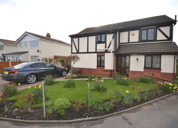 Thumbnail 3 bed detached house for sale in Glan Y Mor, Abergele