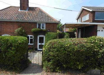 Thumbnail 2 bed cottage to rent in Mill Hill, Aldringham, Leiston, Suffolk