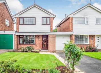 3 bed link-detached house for sale in Kirby Avenue, Warwick CV34