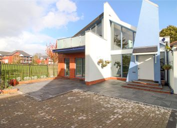 Thumbnail 4 bed detached house for sale in Cyncoed Road, Cardiff