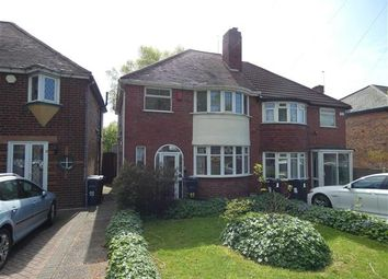 Thumbnail 3 bed semi-detached house to rent in Garretts Green Lane, Sheldon, Birmingham