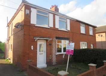 Thumbnail 3 bedroom semi-detached house for sale in Coppice Avenue, Hatfield, Doncaster