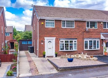 Thumbnail 3 bed semi-detached house for sale in Pike Avenue, Atherton, Manchester