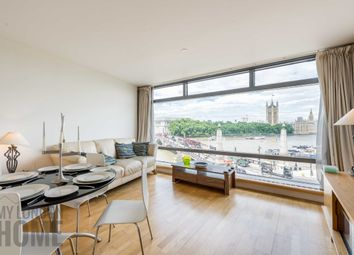 Thumbnail 2 bed flat for sale in Parliament View, 1 Albert Embankment, Waterloo, London