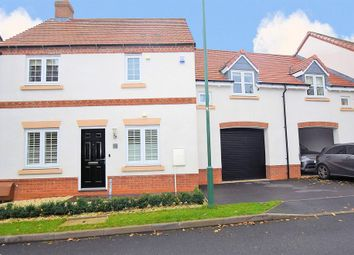 Thumbnail 4 bed link-detached house for sale in Godwin Lane, Knowle, Solihull