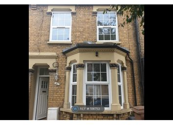 Thumbnail 3 bed terraced house to rent in Dunedin Road, London