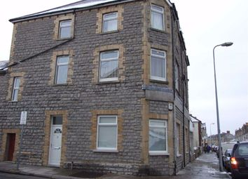 Thumbnail 1 bedroom maisonette to rent in Holton Road, Barry, Vale Of Glamorgan