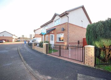 Thumbnail 2 bed semi-detached house for sale in Jane Rae Gardens, Clydebank
