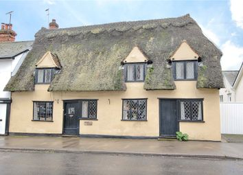 3 bed detached house for sale in Trinity Cottage, High Street, Great Bardfield, Essex CM7