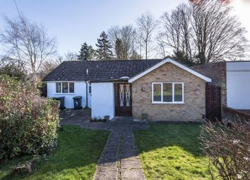 Thumbnail 3 bed detached bungalow for sale in The Retreat, Englefield Green, Egham
