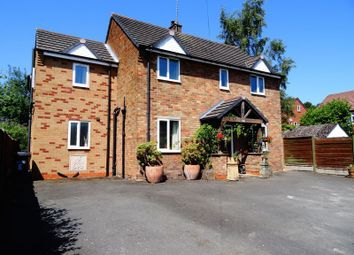 Thumbnail 4 bed detached house for sale in Clifford Road, Macclesfield