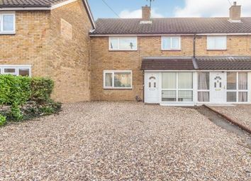 Thumbnail 3 bed terraced house for sale in Wortham Way, Stevenage, Hertfordshire, England