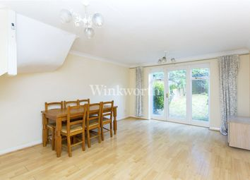 3 bed terraced house for sale in Alwyn Gardens, London NW4