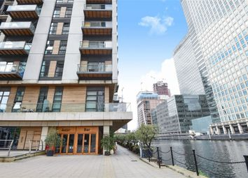 Thumbnail 2 bed flat to rent in Discovery Dock West, 2 South Quay Square, London