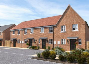 Thumbnail 3 bed end terrace house for sale in Bridle Mews, Thorpe Willoughby, Selby