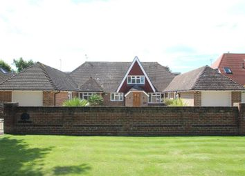 Thumbnail 4 bed detached house for sale in Ferringham Lane, Ferring, Worthing