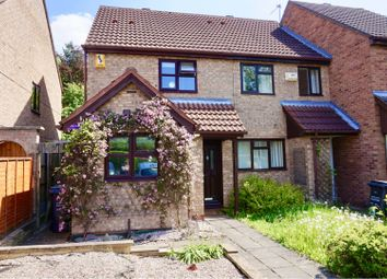 Thumbnail 2 bed semi-detached house for sale in Cumbrian Way, Shepshed