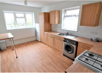 Thumbnail 1 bed maisonette to rent in Tranby Road, Southampton