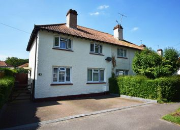 Thumbnail 3 bed semi-detached house for sale in Grove Road, Basingstoke