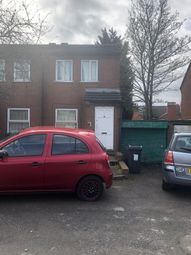 Thumbnail 1 bed terraced house for sale in Newlands Road, Bordesley Green
