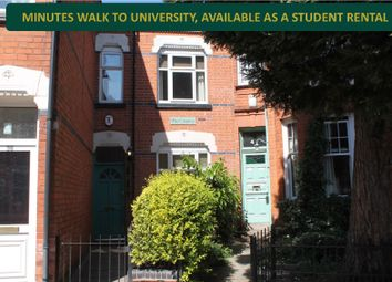 Thumbnail 2 bed terraced house for sale in Tennyson Street, Off London Road, Leicester